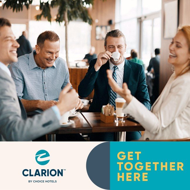 Choice Hotels Clarion Pointe Branding Positioning Lifestyle Interiors Models On-Location