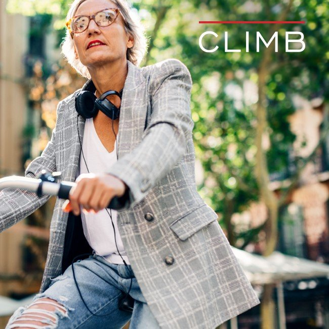 Climb Real Estate Branding and Positioning Campaign Digital Traditional