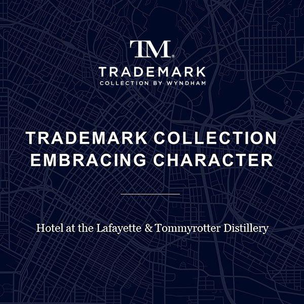Trademark collection by Wyndham Logo Social Digital Campaign Award Winner